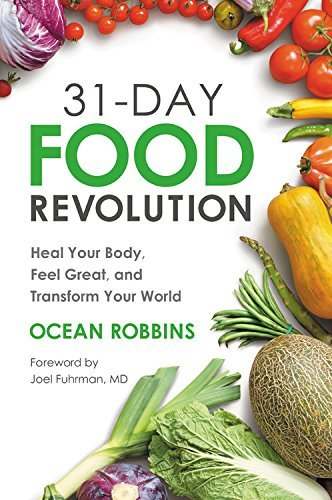 31 Day Food Revolution book cover