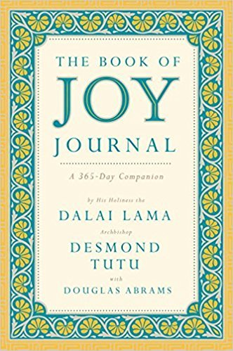 The Book of Joy Journal cover