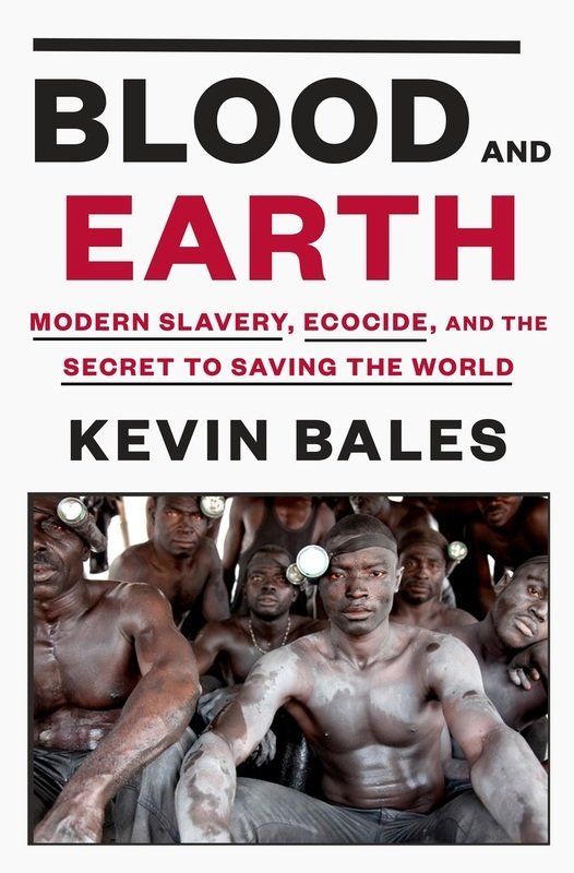 Blood and Earth cover