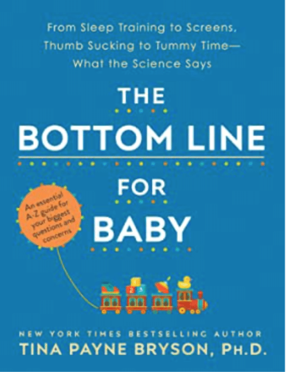The Bottom Line for Baby book cover