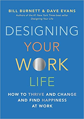 Designing Your Work Life book cover
