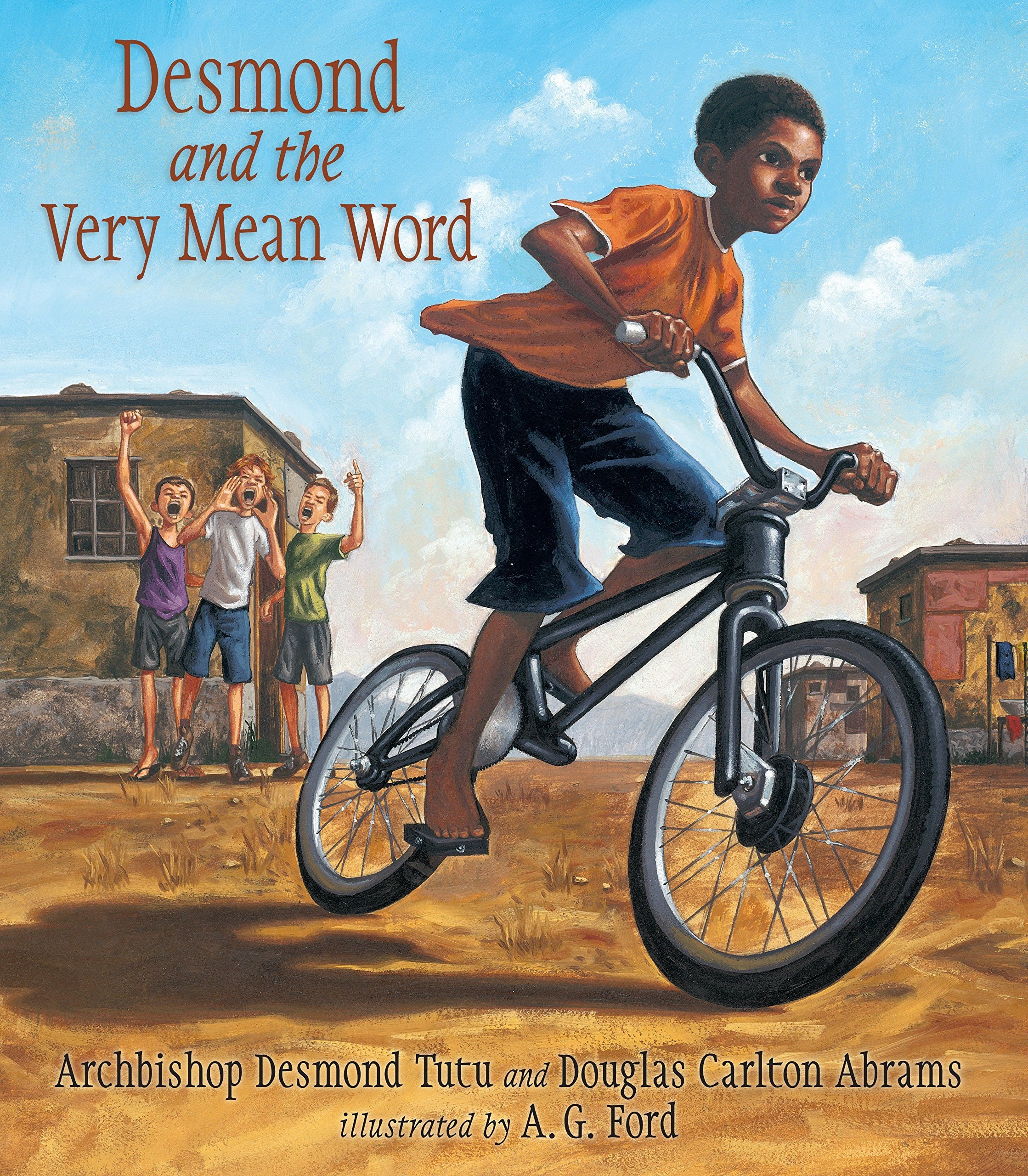 Desmond and the Very Mean Word book cover
