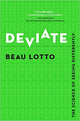 Deviate book cover