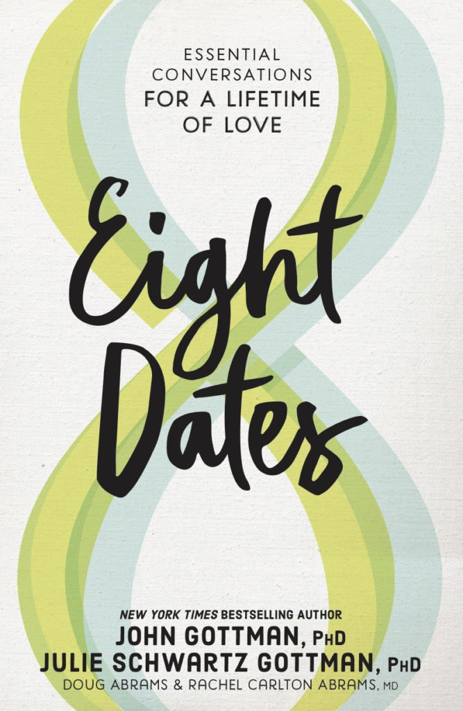 Eight Dates book cover