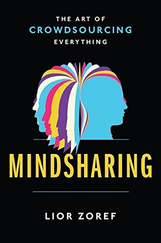 Mindsharing book cover