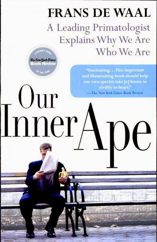 Our Inner Ape book cover