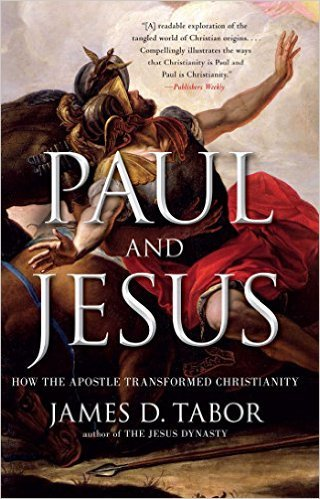 Paul and Jesus book cover