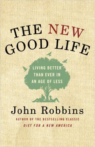 The New Good Life book cover