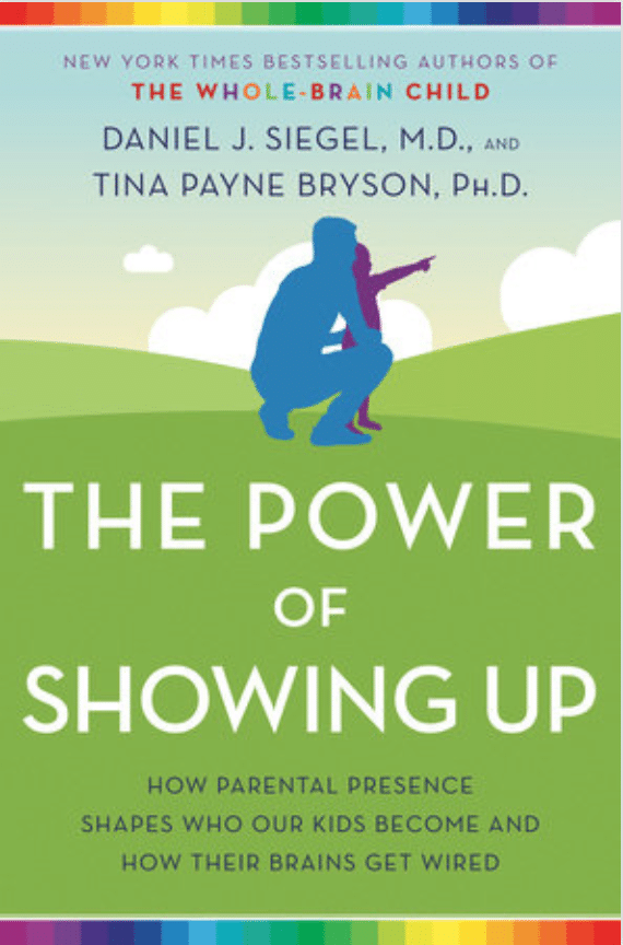 The Power of Showing Up book cover