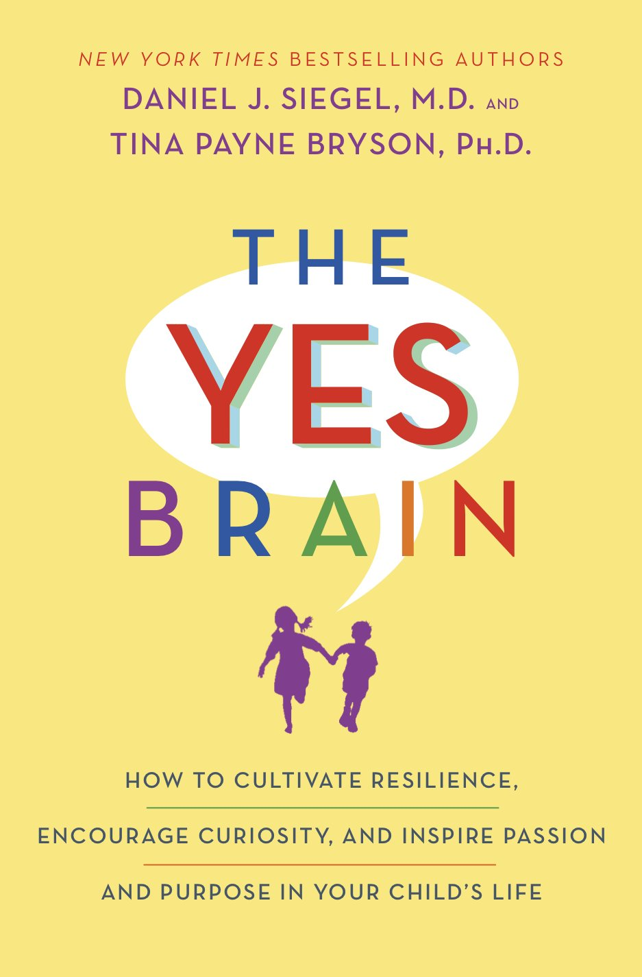 The Yes Brain book cover