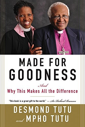 Made for Goodness book cover