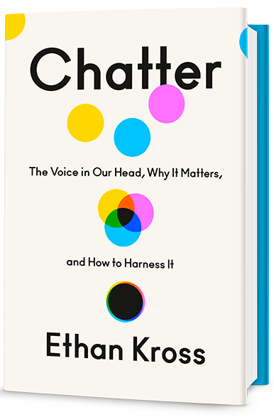 Chatter book cover